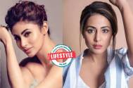 Mouni Roy and Hina Khan are giving TOUGH COMPETITION to each other!