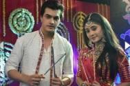 Yeh Rishta Kya Kehlata Hai's Shivangi Joshi and Mohsin Khan gear up for Navratri