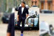 Akshay saves unconscious man on the set of a reality show