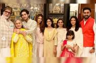 Koffee With Karan Time Machine takes a tour of the Bachchan family's journey on the couch