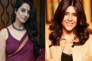 Fixerr actress Mahie Gill happy to work with Ekta Kapoor again