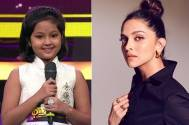 Superstar Singer Winner Prity Bhattacharjee wants to sing for Deepika Padukone