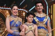 Nach Baliye 9: Yuvika Chaudhary and Prince Narula twin in blue outfits for their upcoming act