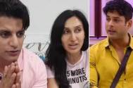 Bigg Boss 13: Karanvir Bohra and wife Teejay disappointed with Siddharth Shukla's words