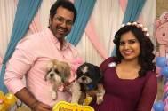 Team Taarak Mehta attends co-star Priya Ahuja Rajda's baby shower