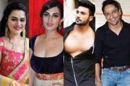 Shiny Doshi, Zuber Khan, Parag Tyagi and Renee Dhyani in Hungama Play's next