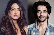 Hina Khan's new workout partner is Sunil Grover and we are super happy to seem together