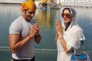 Karanvir Bohra and Teejay Sidhu