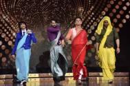 Nach Baliye 9: Vishal, Prince, Aly and Shantanu's 'saree look' will leave you in splits