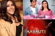 Ekta Kapoor says Kasautii Zindagii Kay and Kutumb 'busted the rating charts' 18 years ago