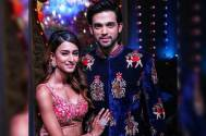 Check out how Erica Fernandes and Parth Samthaan RUNG IN their DIWALI together!