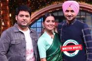 The Kapil Sharma Show: Kapil welcomes Harbhajan Singh and his wife Geeta Basra