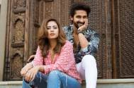 Sargun Mehta makes Ravi Dubey DANCE to her TUNES...