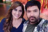 Archana Puran Singh CAUGHT Kapil Sharma busy on phone and it's not his wife Ginni!