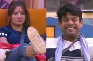 Mahira Sharma receives backlash for pointing shoes towards Sidharth Shukla
