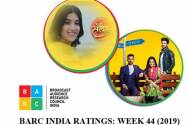 BARC Ratings: Kundali Bhagya BEATS Choti Sardarni at No. 1 spot