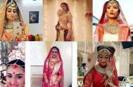 These 5 bridal looks of Television actresses are perfect for coming wedding season
