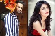 Rahuul Chuwdhary and Gehna Vashisht in a web series