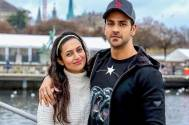 Vivek Dahiya rings his birthday with wifey Divyanka Tripathi in UK