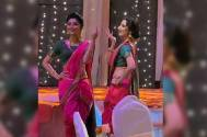 Mahasangam special: Guddan and Asmita dance on Pinga song