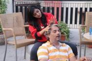Varun discovers Anaji's talent during the shoot of Mere Dad Ki Dulhan