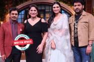 The Kapil Sharma show: Kapil asks Athiya and Nawazuddin to recreate the climax scene of DDLJ