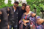 Yeh Hai mohabbetin actor Aly Goni has a special gift for his parents on their birthday