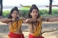 The epic battle to take place tonight on COLORS' Ram Siya ke Luv Kush