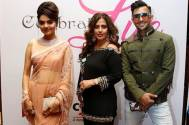 Terence Lewis walks for a  social cause 'Celebrate Life' on Children's Day Eve