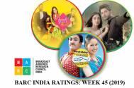 BARC India Ratings:Kundali Bhagya tops the charts, Taarak Mehta at number two, and Yeh Jaadu Hai stays strong