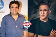 Swanand Kirkire and Pawan Chopra in Vishesh Films' next