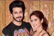 Dheeraj Dhoopar wishes wife Vinny happy anniversary, shares some goofiest pictures