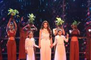Rubina Dilaik  threads the message of deforestation in her COLORS' Children's Day act