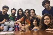 Bigg Boss 13's Dalljiet Kaur celebrates her birthday with Barun Sobti, Sanaya Irani, Ridhi Dogra and others