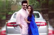 Dheeraj Dhoopar, Vinny Arora complete three years of MARITAL BLISS; share ROMANTIC pictures