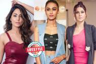 Hina Khan, Erica Fernandes, and Jennifer Winget have the perfect HIGH CHEEKBONES...