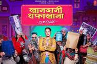 Sony MAX presents the World Television Premiere of Khandaani Shafakhana