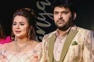 Must Watch: Kapil Sharma's wife Ginni Chatrath's birthday celebration with Mika Singh and Bharti Singh