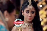 Yeh Rishta Kya Kehlata Hai: Naira's determination to prove Kartik's innocence