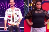Bharti Singh and Arjun Bijlani share a frame together and their chemistry is worth watching
