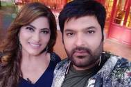 The Kapil Sharma Show: Kapil makes fun of Archana Puran Singh as she cuts a cake; check the fun post