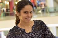 Saina Nehwal looks pretty in navy blue dress; check pictures