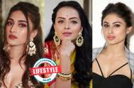 Mouni Roy, Erica Fernandes, and Shrenu Parikh make STATEMENTS in CLASSIC JEWELLERY!