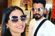 Rocky Jaiswal's sweet wish for ladylove Hina Khan as she gears up for Hacked's release