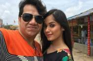 Jannat Zubair's mirror selfie with her father is super cool