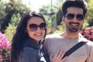 Sanaya Irani and Mohit Sehgal's brunch date with friends