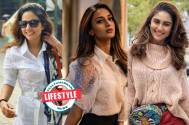 Take cues from Hina Khan, Erica Fernandes, and Krystle Dsouza to up your GLAM QUOTIENT!