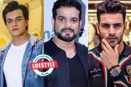 Mohsin Khan, Karan Patel, and Vivek Dahiya's AIRPORT LOOKS are ultimate #fashioninspiration