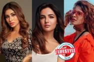 Mouni Roy, Jasmin Bhasin and Kishwer Merchant stun in their bikini-clad avatars