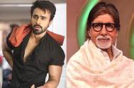 Pearl V Puri steps into Amitabh Bachchan's shoes and we are loving it